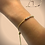 Thumbnail: copy of Adjustable Diamond Bracelet Yellow Gold