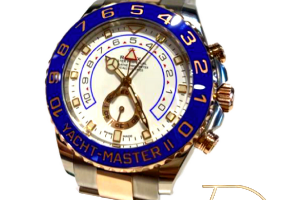 YACHT-MATER II Two Tone