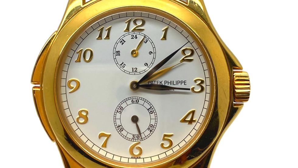 Patek Philippe 5134 Travel Time