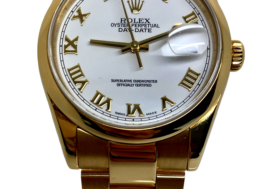 Rolex Day-Date Oyster 18kt Yellow Gold