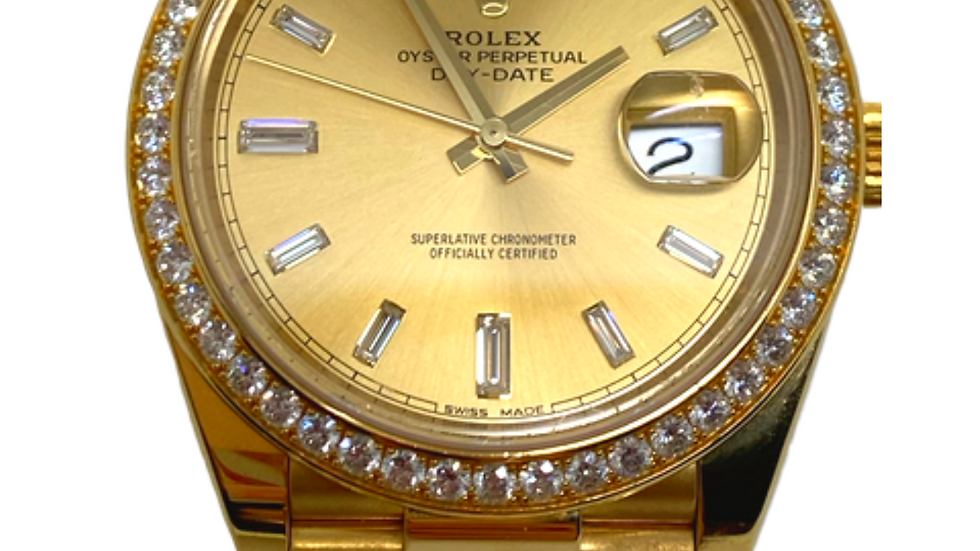 Day-Date 40mm Presidential18kt Yellow Gold