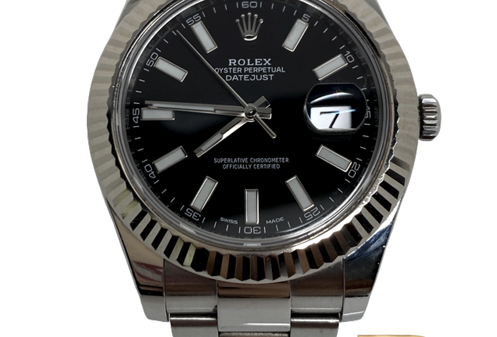 Datejust 41mm Stainless Steel