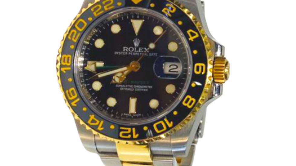 Sea-Dweller Two tone