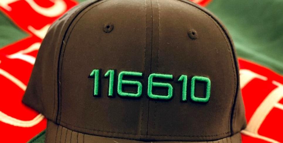 """Artistic Twist Hat 116610 """"Hulk"""""""