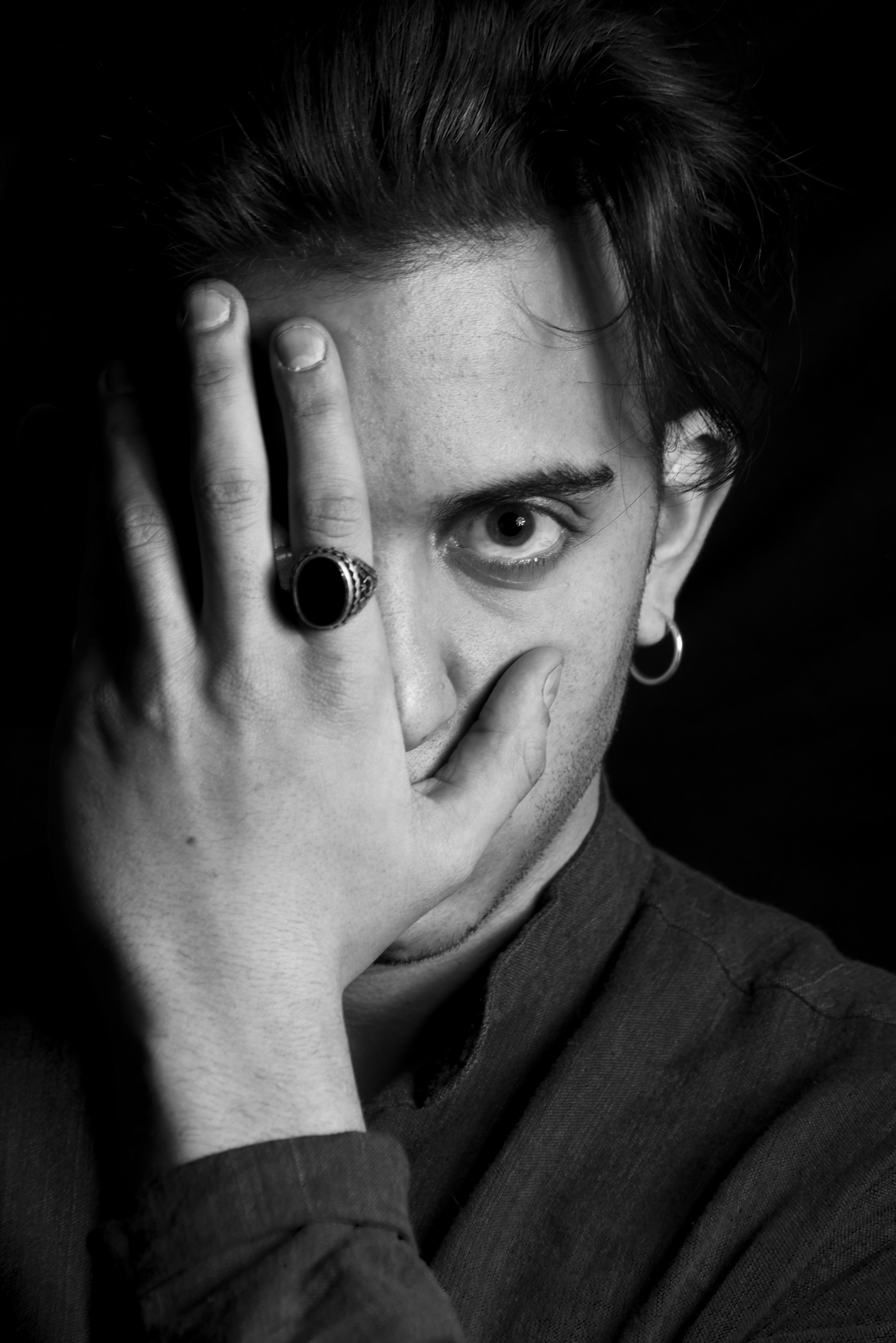 Portrait - Riccardo Pallone