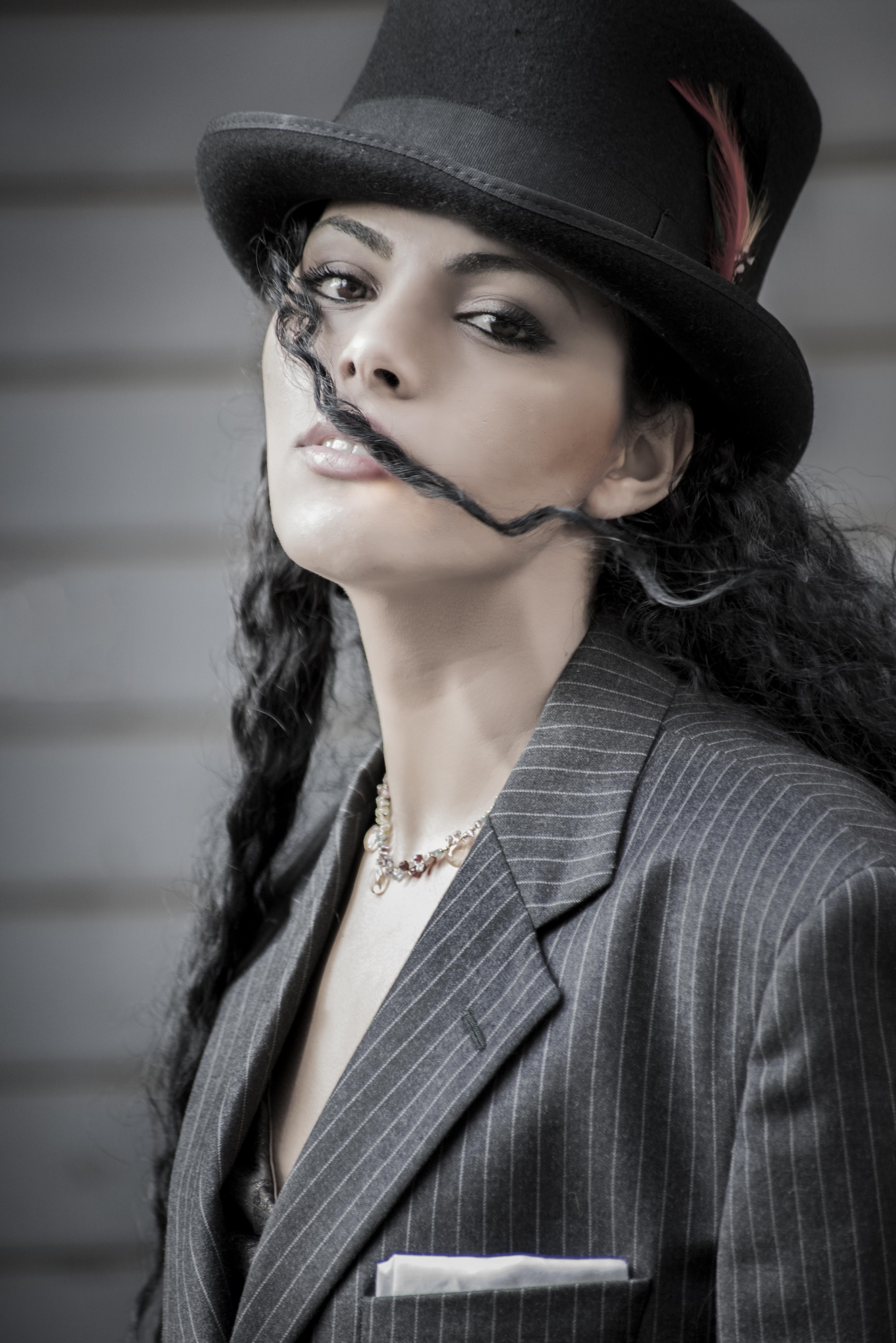 Portrait - Marwa El Foti