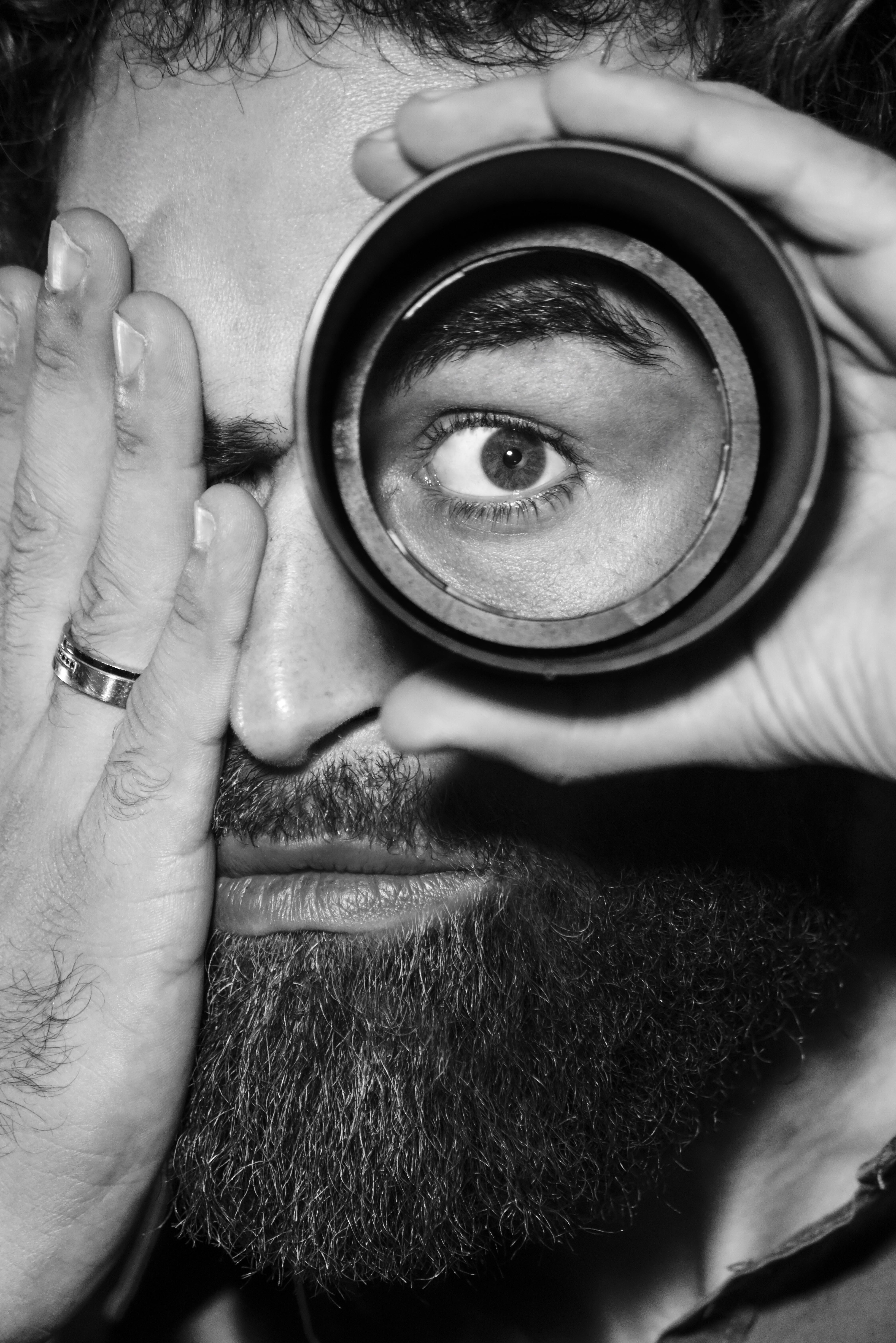 Portrait - Antonio Andolina