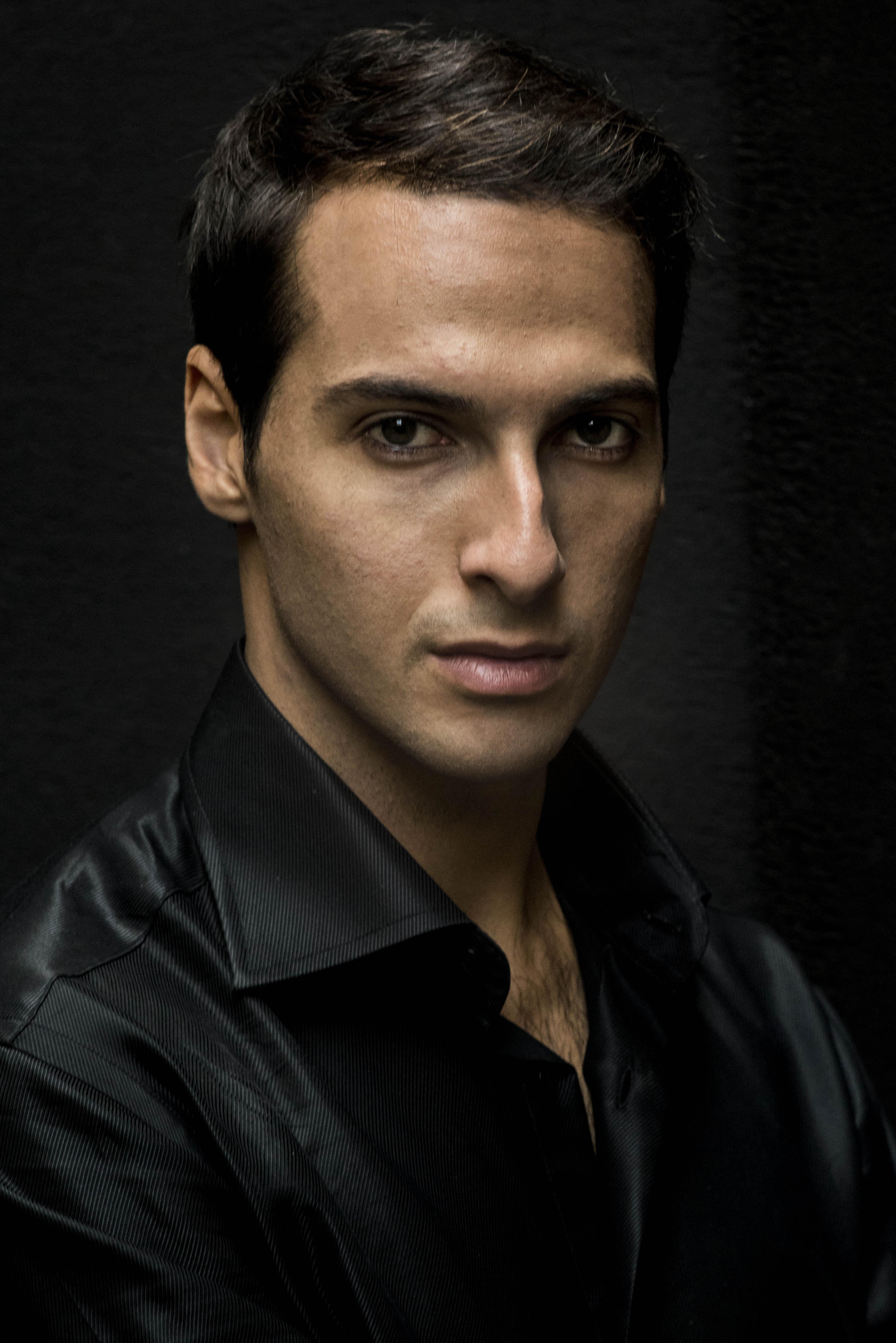 Portrait - Ilario Crudetti