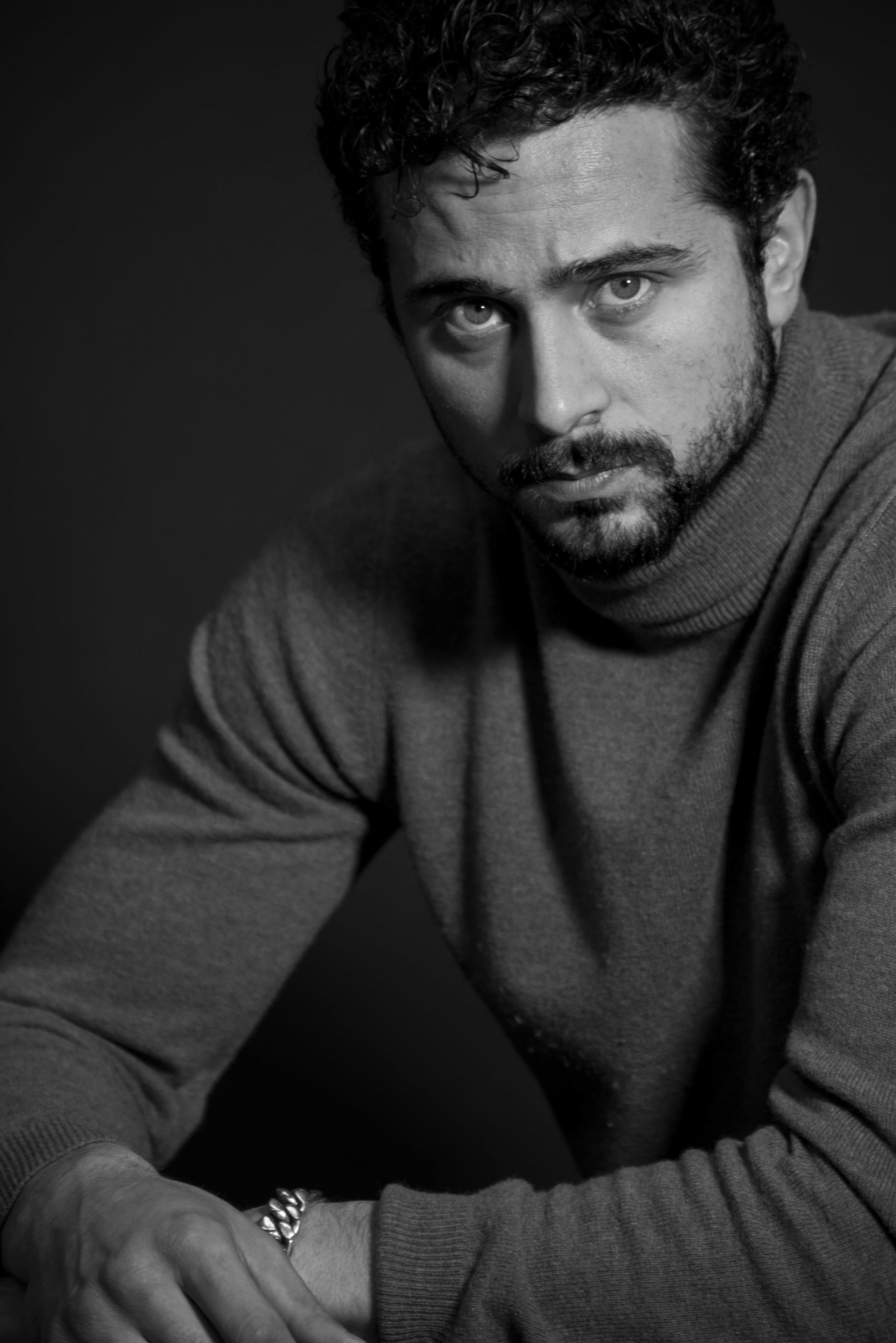 Portrait - Federico Maria Galante