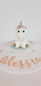 Magical Unicorn Topper