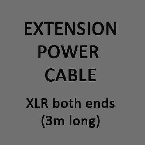 Extension Power Lead