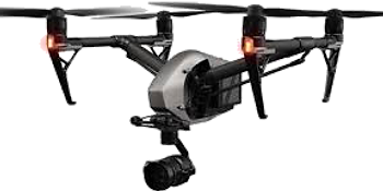 Inspire 2 Drone used by Ibex Films