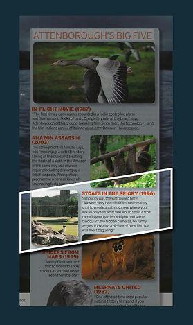 David Attenborough Big Five