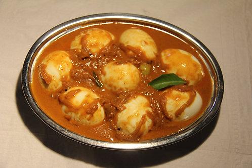 Egg Curry - 16 oz