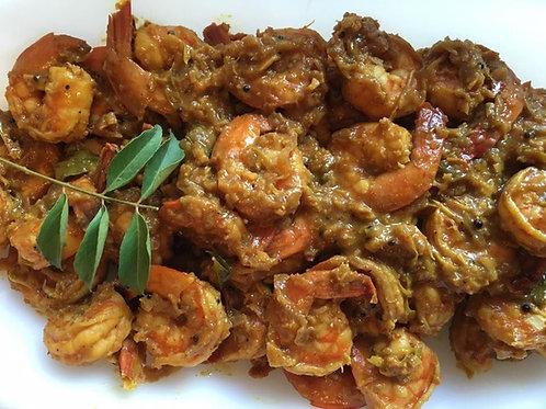 Shrimp Dry Saute - 16 oz