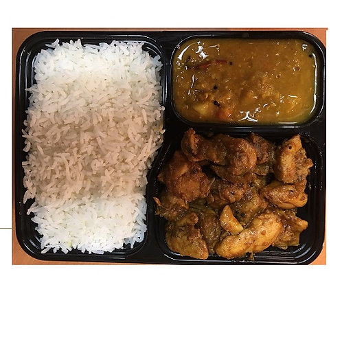 Pepper Chicken Meal