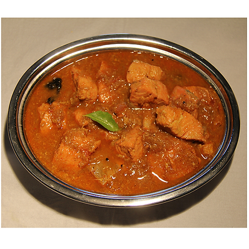 Fish Curry 16 0z