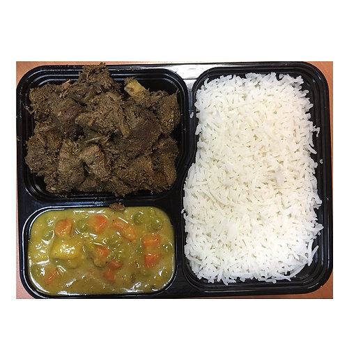 Beef Dry Fry Meal