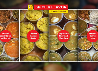 Spice n Flavor Food Travels to 4 Western US States every week feeding over 800 customers