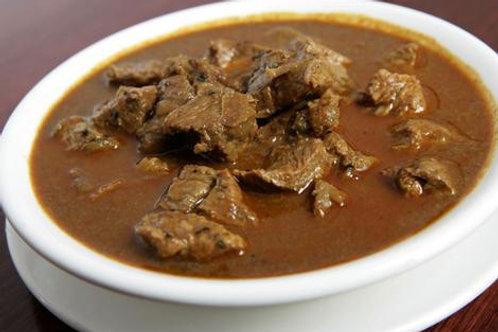 Beef Curry - Boneless - 16 oz