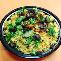 Chicken Biriyani 32 oz $12.50