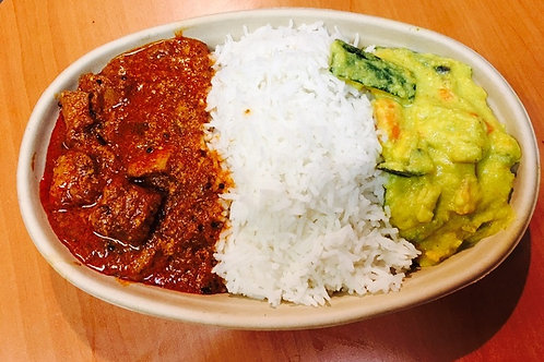Fish Curry Meal