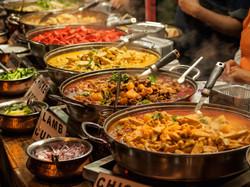 Indian-food-display