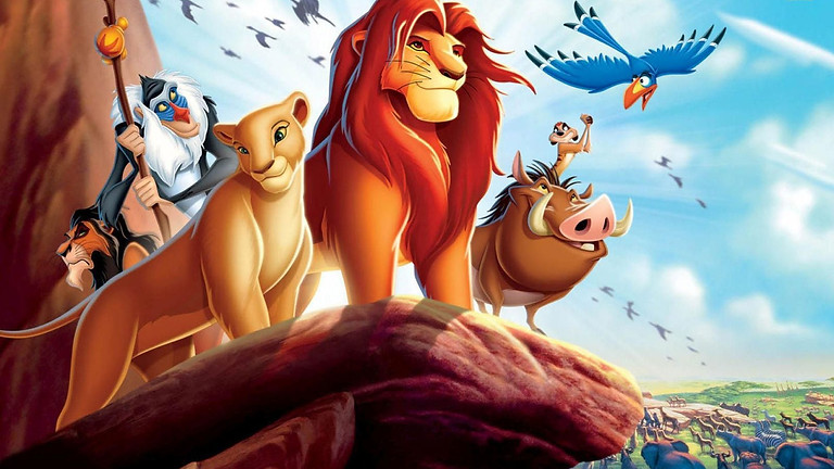 The Lion king - The Experience