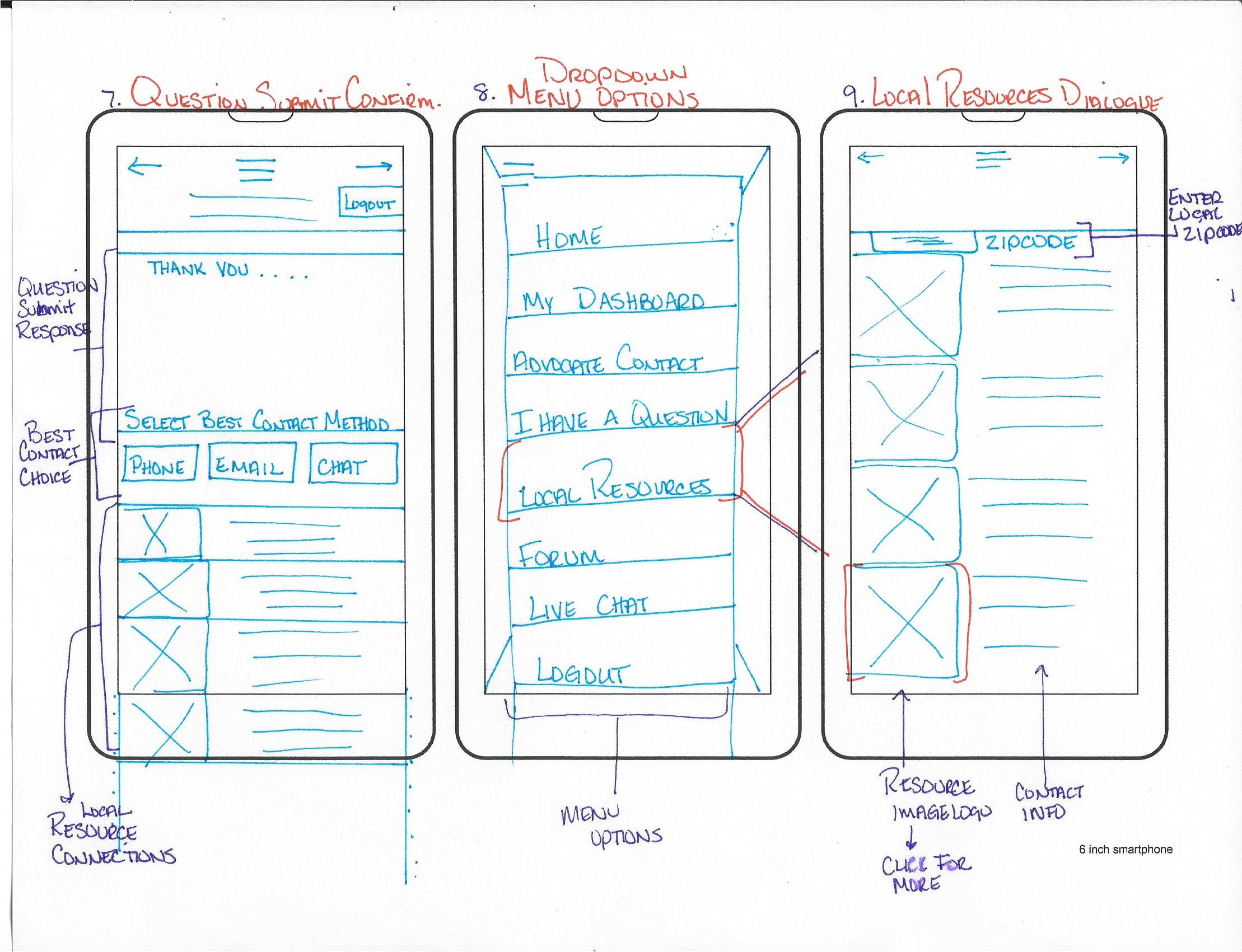 Project Phoenix_Mobile WireFrame-2
