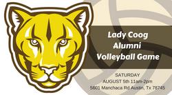 Alumni Volleyball Game (1)