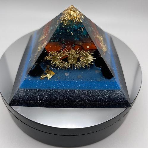 Red Jasper & Obsidian
