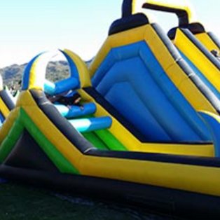 THE ULTIMATE OBSTACLE COURSE