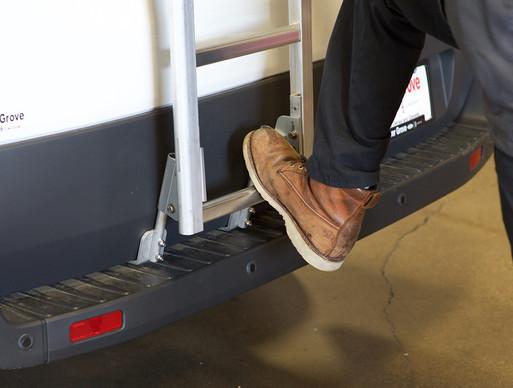 Rear Door Access Ladder