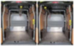 Hoists for Cargo Vans
