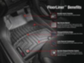 FloorLiner Benefits