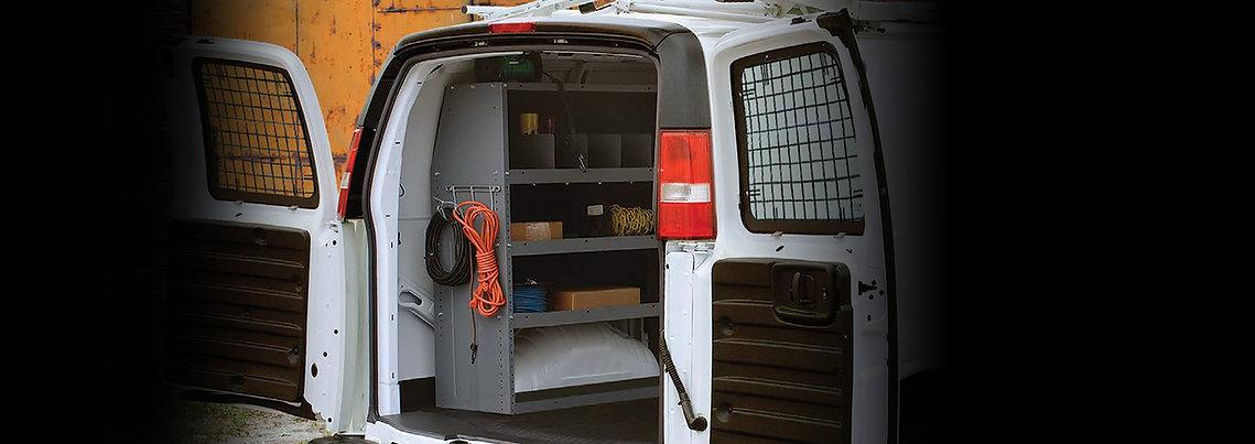 Van Shelving