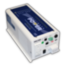 Pure Sine Inverter-Charger: Low Profile