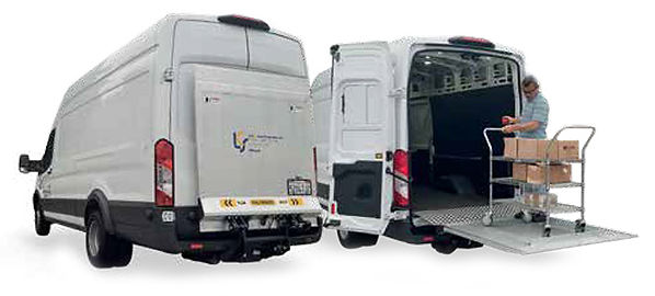 PALFINGER Cargo Van Liftgate