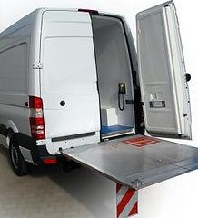 Maxon Liftgates - Cargo Vans