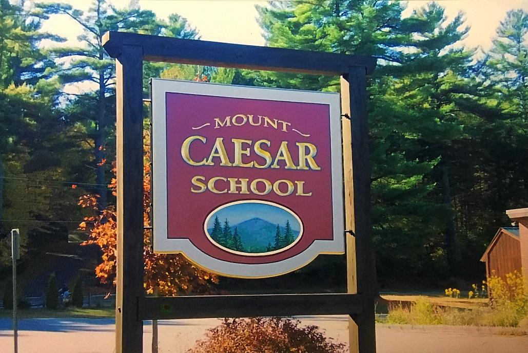 Municipal Sign NH