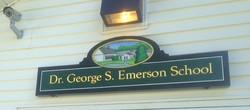 School Pictorial Sign