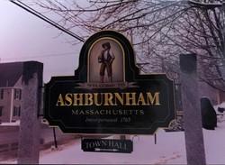 Custom Design Town Sign Massachusett