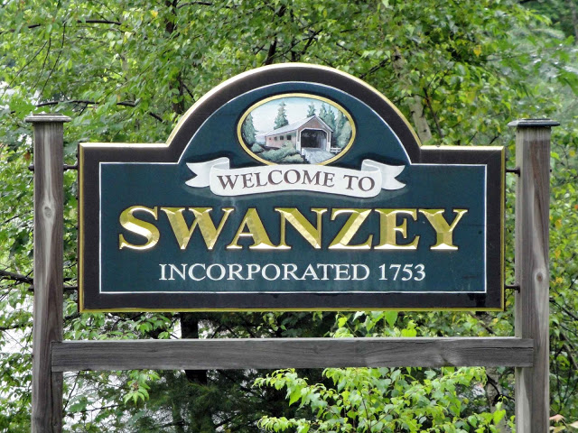 Welcome NH Swanzey 2009 WBlog