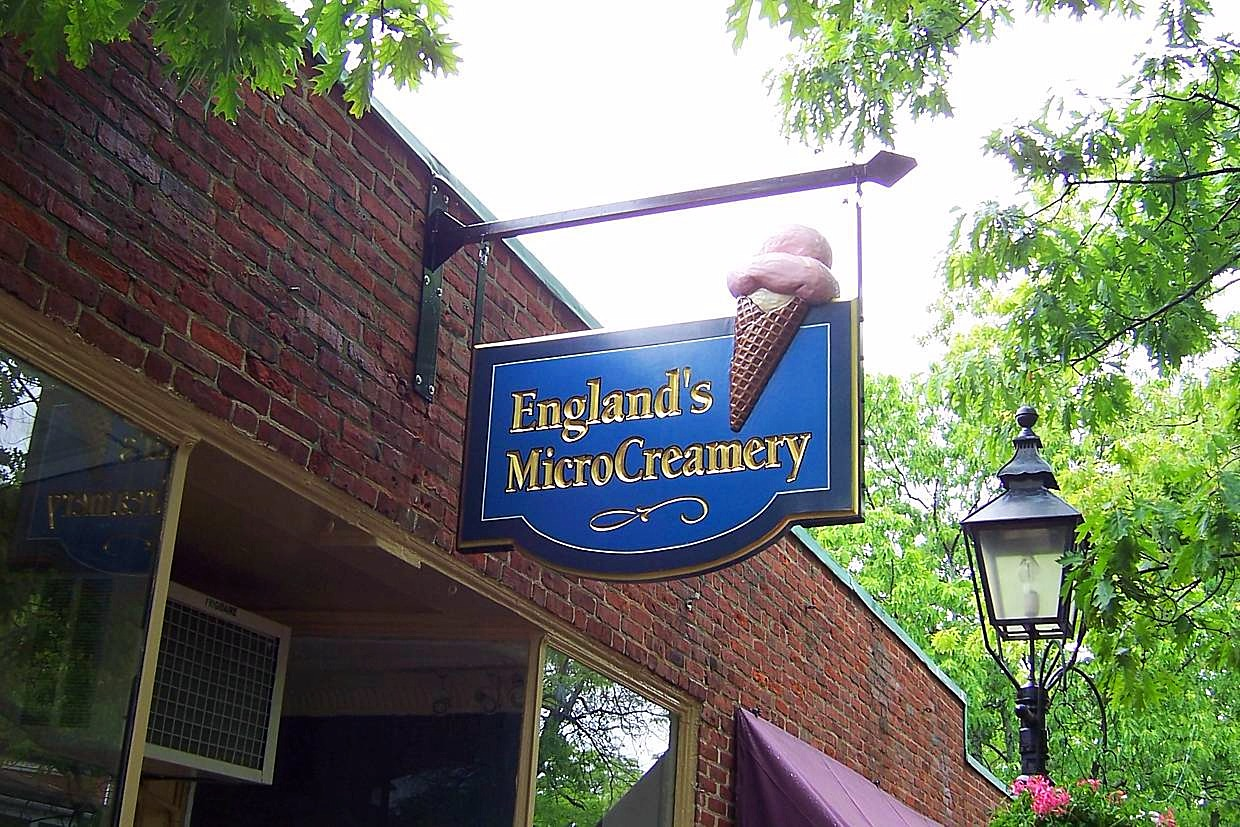 Hand carved commercial Massachusetts