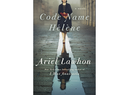 Favorite book--Code Name Helene