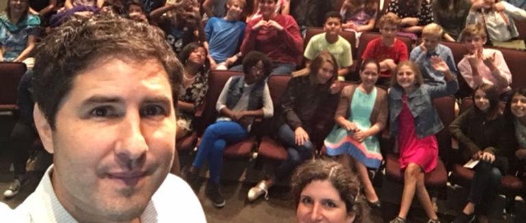 Matt de la Pena selfie.JPG