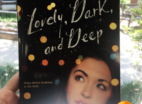 Lovely, Dark & Deep by Justina Chen
