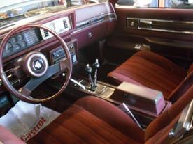 1984 HURST Olds Cutlass