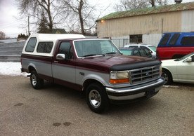 Finished - Chris's 1996 F-150 on the Restore Page