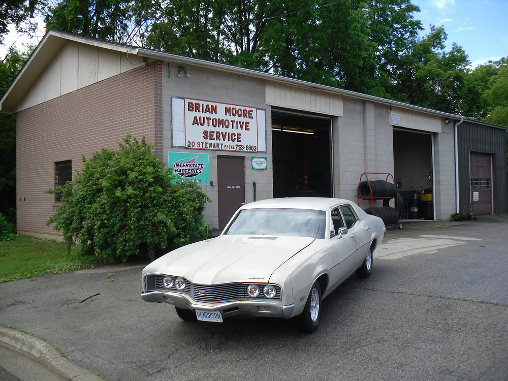 After 4 Months of work Adam's 1970 Montego is ready to go home